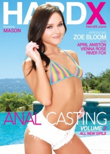 Anal Casting 2