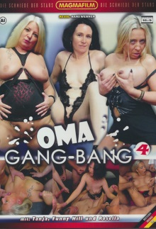 Oma Gang-bang 4
