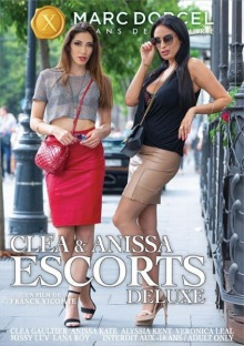 Clea and Anissa Escorts Deluxe (720p)