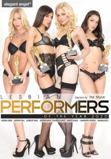 Lesbian Performers Of The Year 2020 (720p)