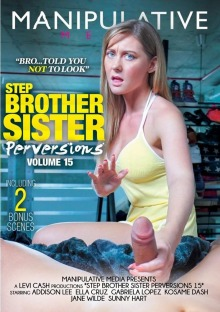 Step-Brother Sister Perversions 15 (720p)