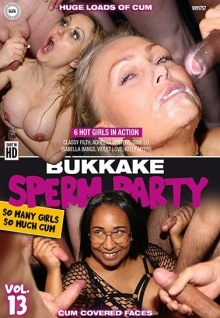 Bukkake Sperm Party Vol 13 (720p)