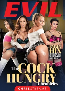 The Cock Hungry Chronicles (720p)